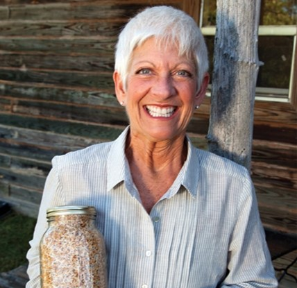 Peggy Sutton, Rising Star Organic