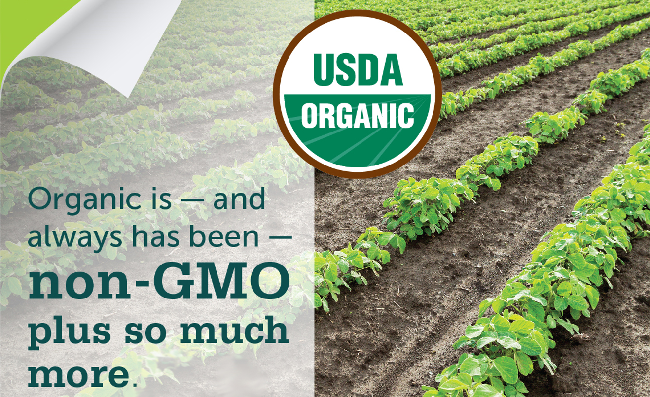 gmo labeling • the government runs organic and antibiotic-free labeling programs, but has stayed out of the non-gmo labeling fray that is, until a food company asked the usda for help, and the.