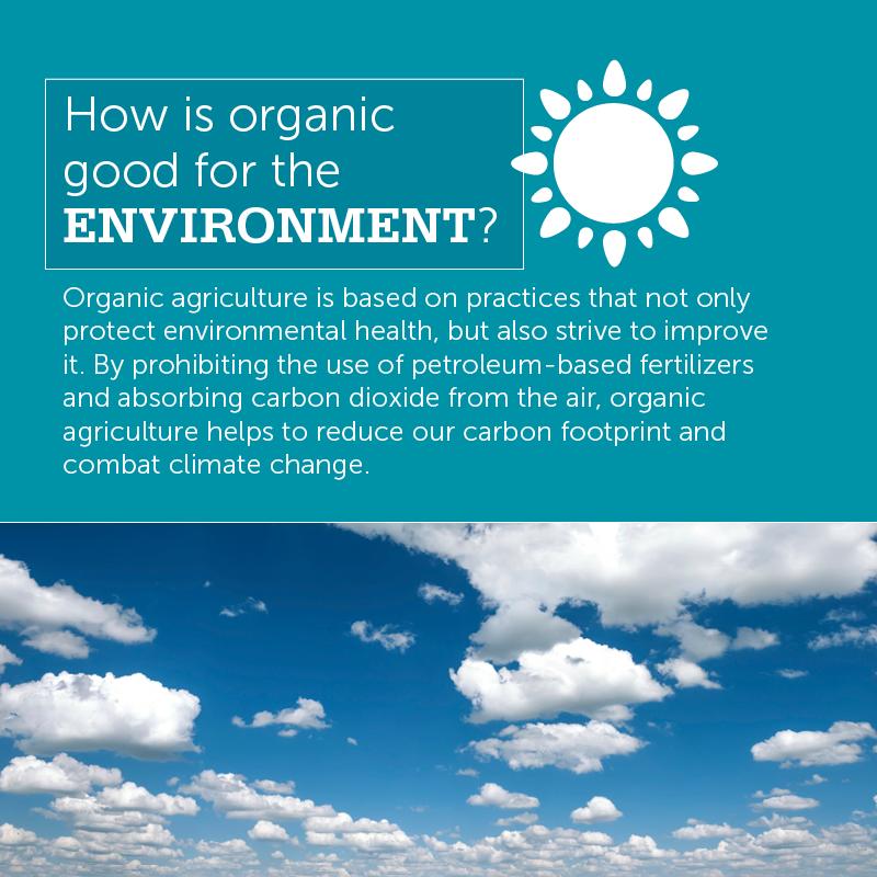 Environmental Benefits of Organic | OTA